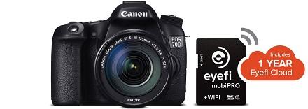 SD Card Wi-Fi per fotocamere compatte e reflex