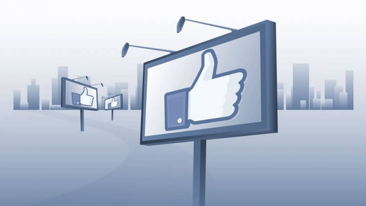 La multinazionale inserzionista contro Facebook