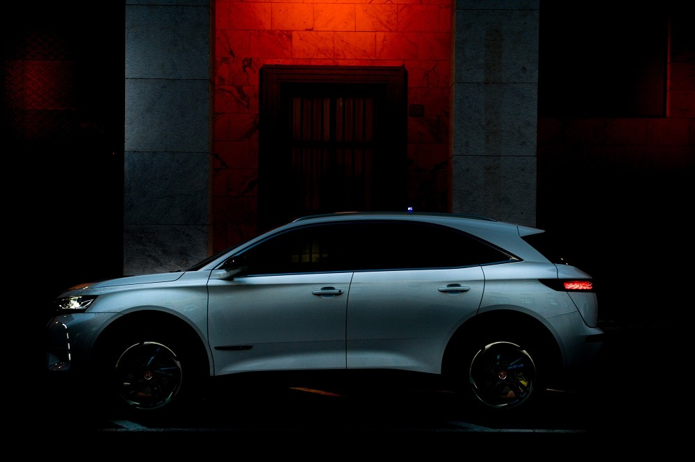 SUV DS 7 CROSSBACK