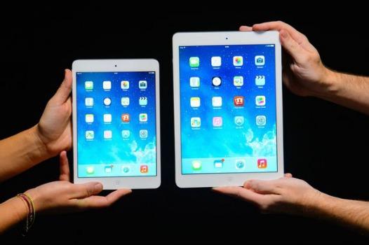 Apple iPad Air Mini 2 Display Retina Novità Settimana Prezzi Problemi Aggiornamento iOS