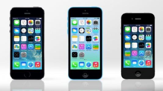 Apple iPhone 5S 5C 4S iOS 7.1 Beta 4 Prezzi Offerte Promozioni Sconti Migliori Memoria Interna Which? Test 3 Italia