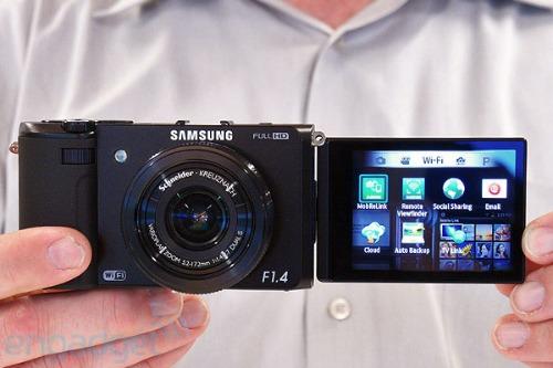 Canon PowerShot S110 Nikon P7700 Samsung EX2F Sony DSC RX100