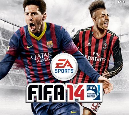 El Sharaawy Milan FIFA 14 Novità