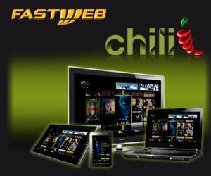 fastweb chili tv