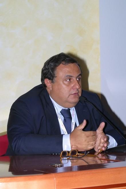 Il commissario dell'Agcom Nicola D'Angelo