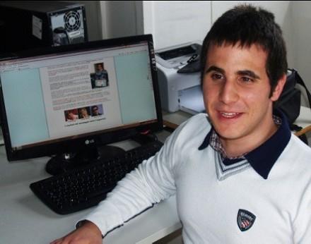 Il giovane Vincenzo Rubano