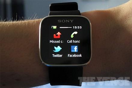 Il Sony SmartWatch