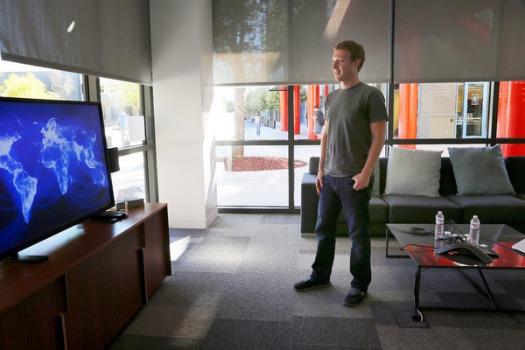 Mark Zuckerberg Facebook Internet