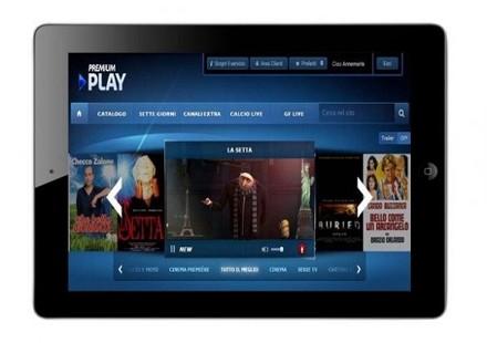 Mediaset premium play app ipad