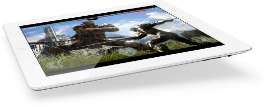 nuovo iPad video prova italiano