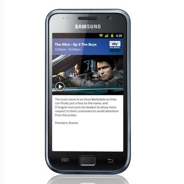 Per i dispositivi mobili sarà disponibile il servizio Sky Go