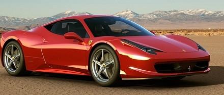 Una Ferrari per Forza Motorsport
